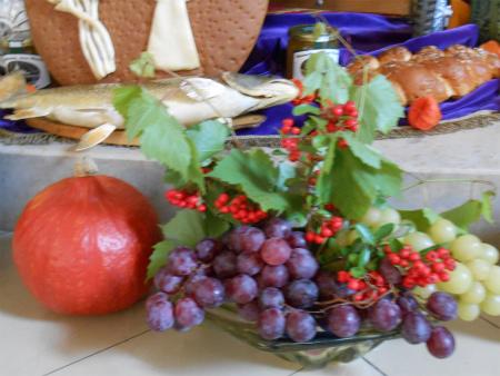 収穫の感謝3