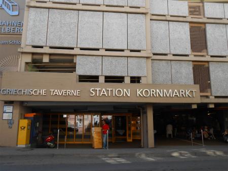 コルンマルクト駅