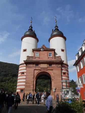 アルテブリュッケの門塔