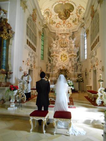 祝福の式14