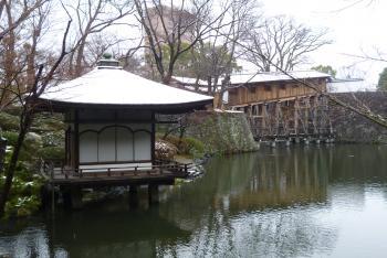 鳶魚閣&御橋廊下