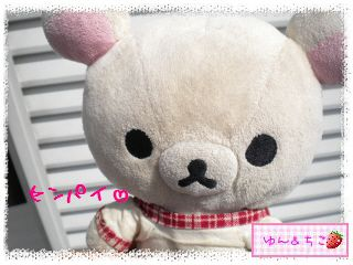 ちこちゃんの観察日記★29★花びらしゃんが・・・再び-1