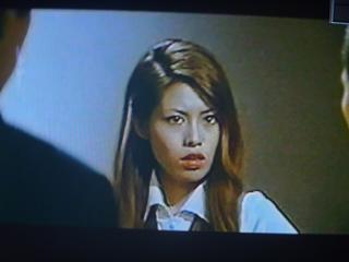由美子怒る
