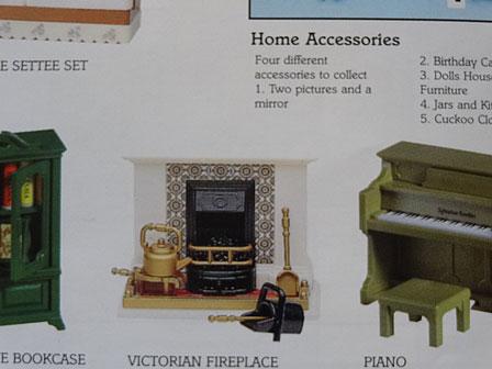 暖炉のカタログ