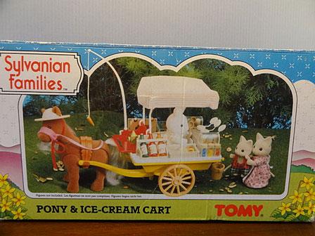 ポニー&アイス箱全体