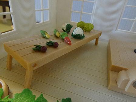 マーキー野菜
