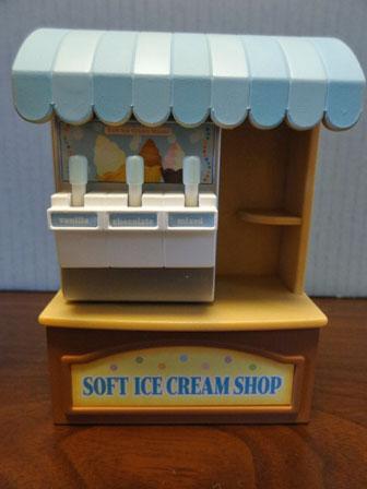 ソフトクリーム屋さんスタン