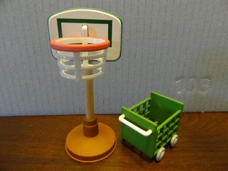 体育セット バスケ