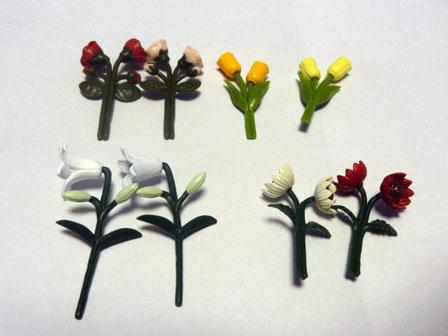 フラワーショップ 花1