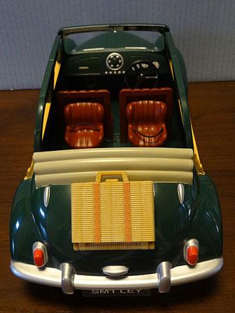 ファミリーカー トランク