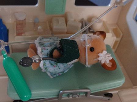 救急車 血圧計