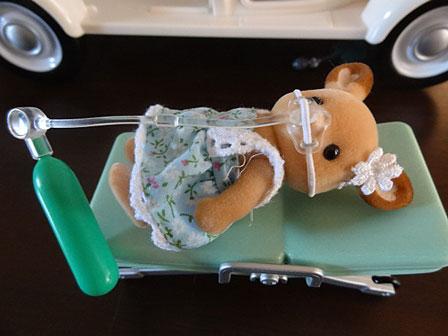 救急車 酸素マスク