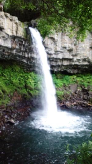 ばんじょうの滝