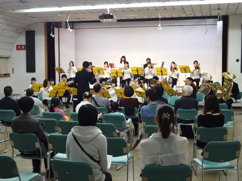 横浜ウインドウイザードフォーラム南太田まつり出演