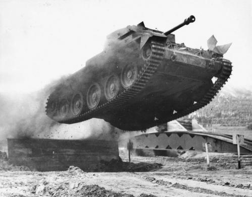 クロムウェル巡航戦車 1