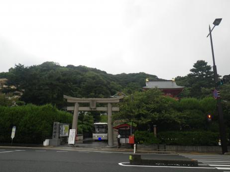 赤間神宮 入口