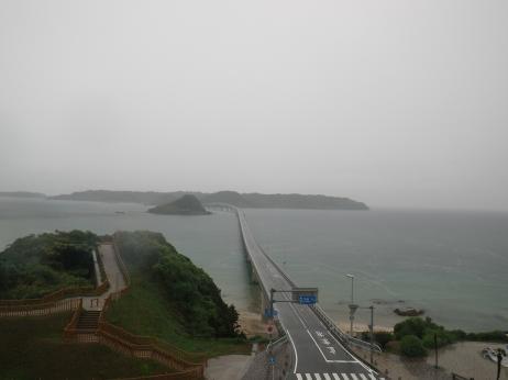 角島 全景