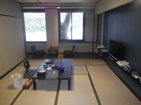 萩観光ホテル 部屋