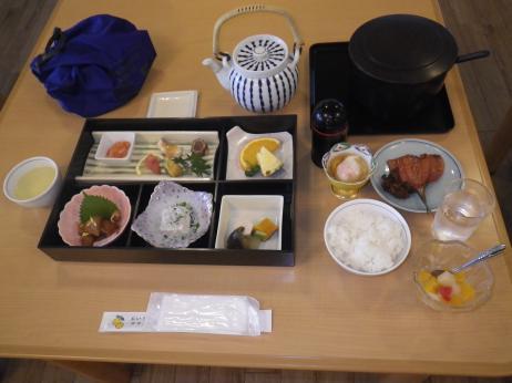 萩観光ホテル 朝食