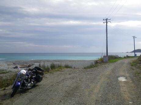 真崎海岸 2013