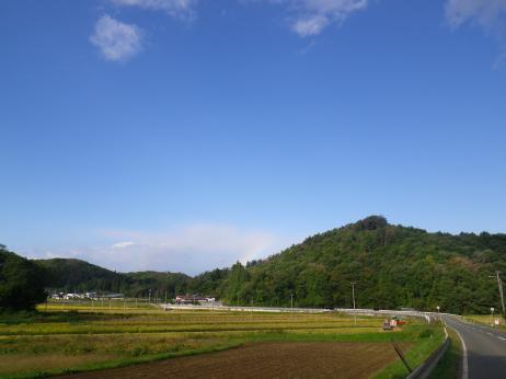 25号線 虹