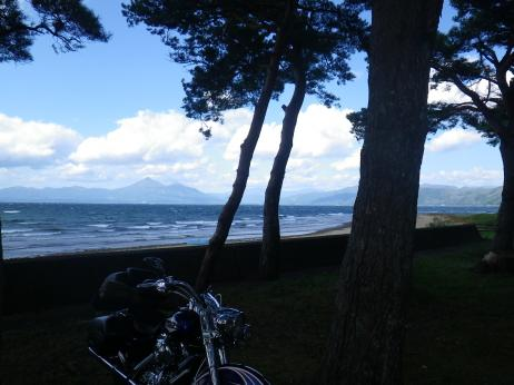 船津浜キャンプ場
