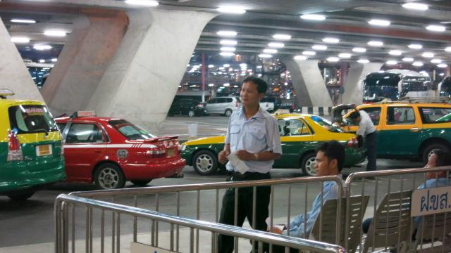 タクシー 運転手