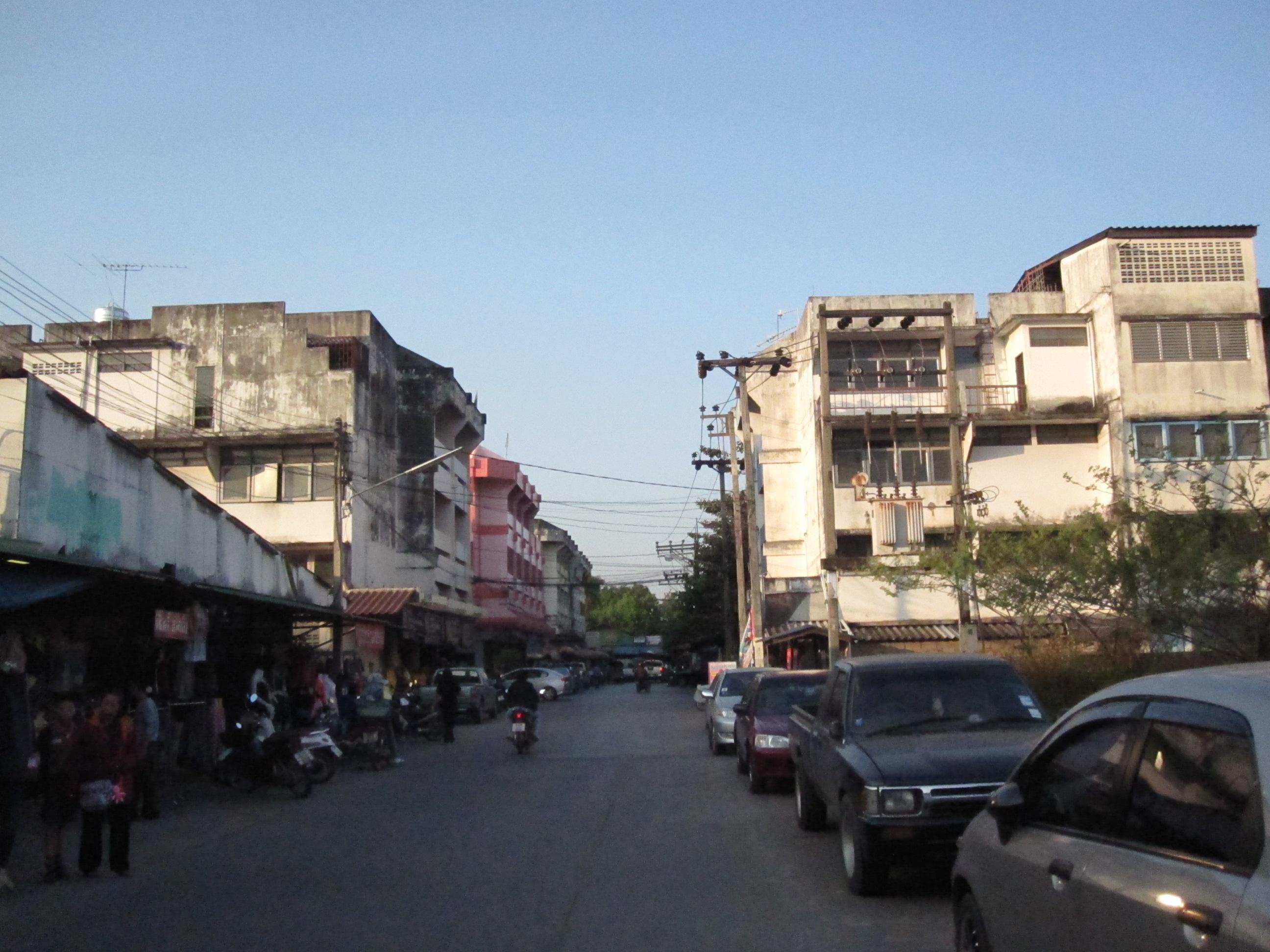 チェンライの街並み3