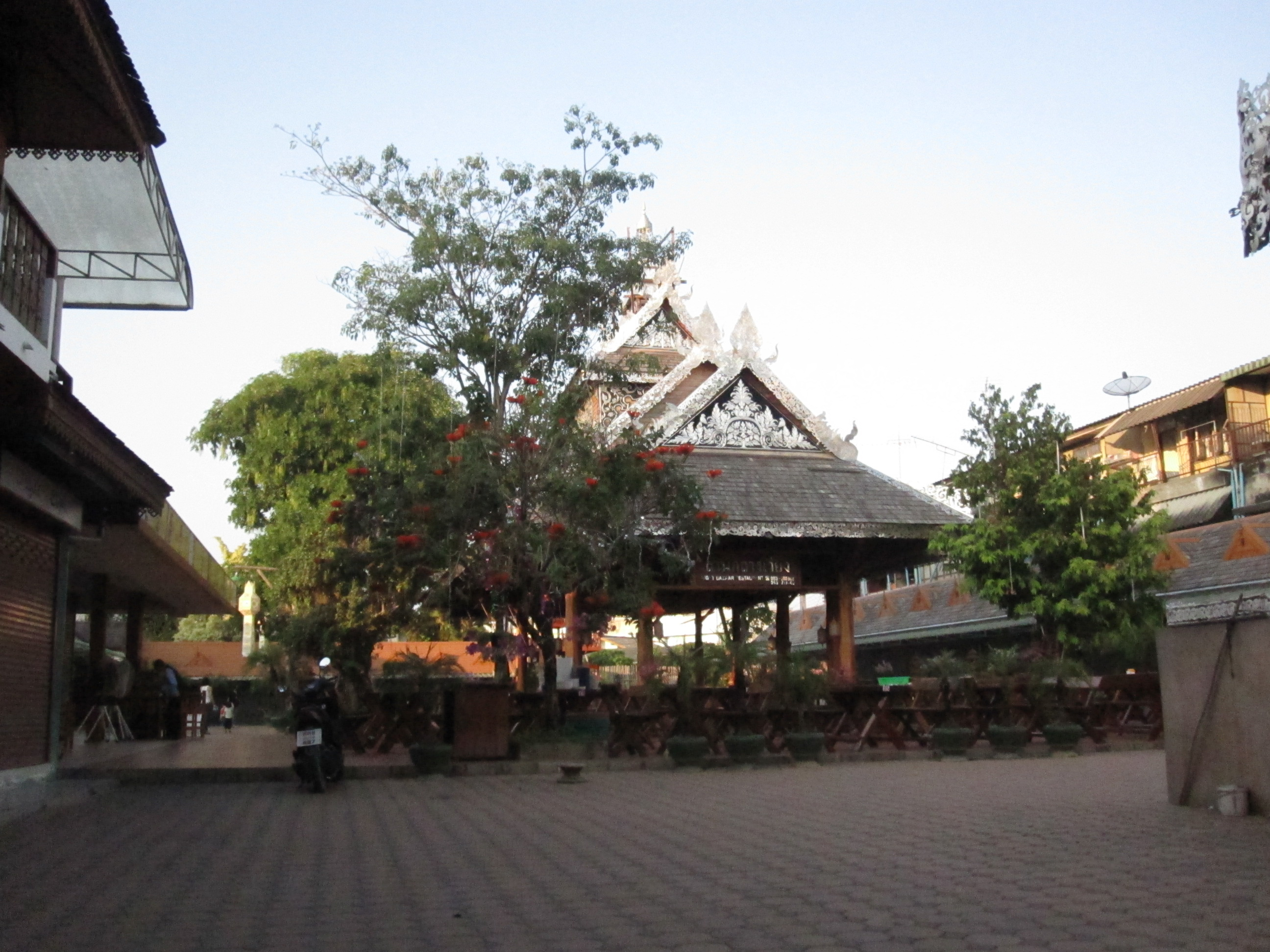 チェンライの街並み6
