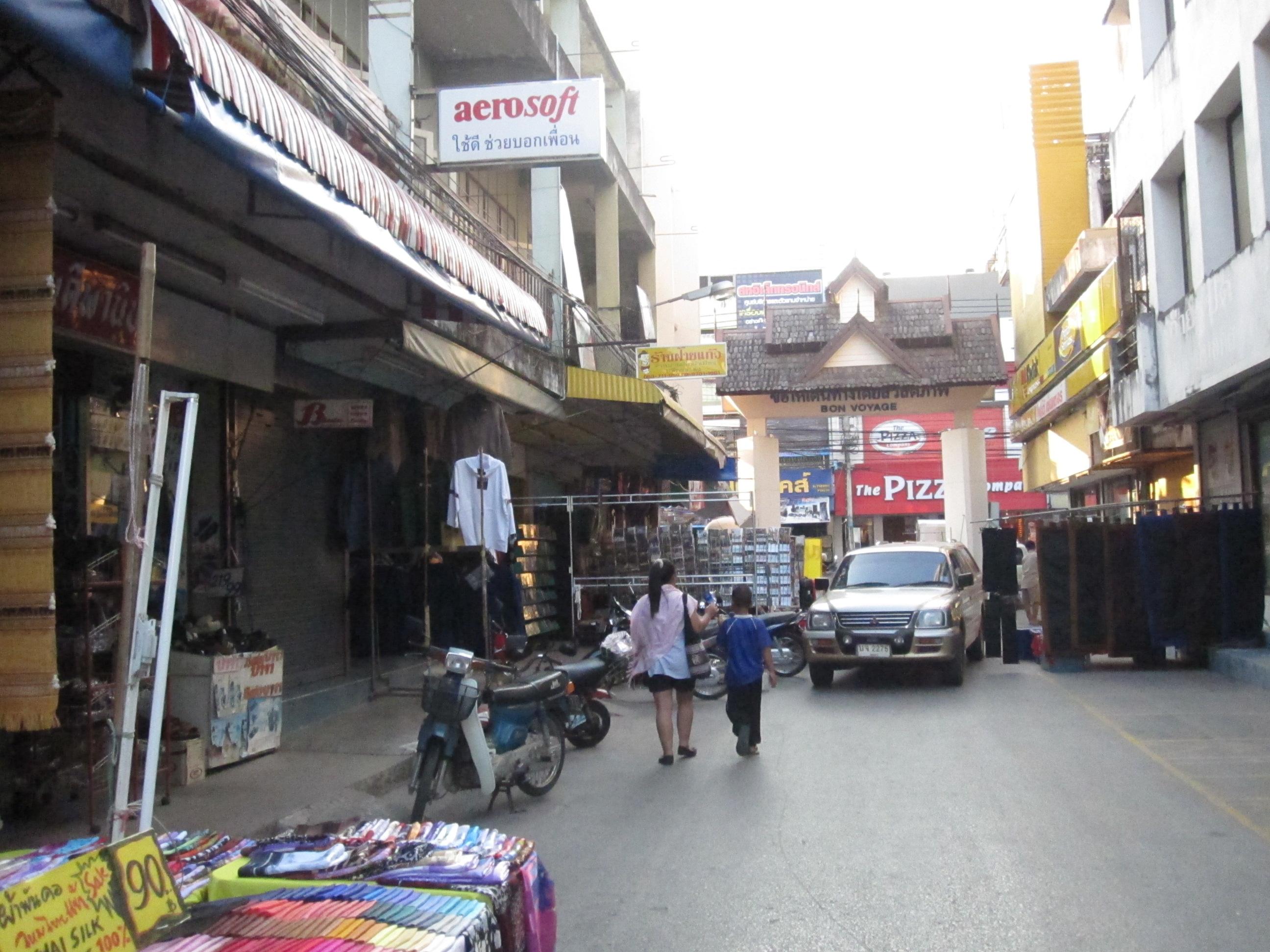 チェンライの街並み7