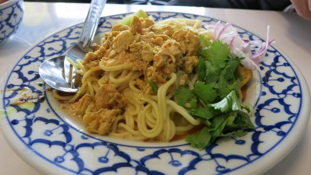 ミャンマー料理店1