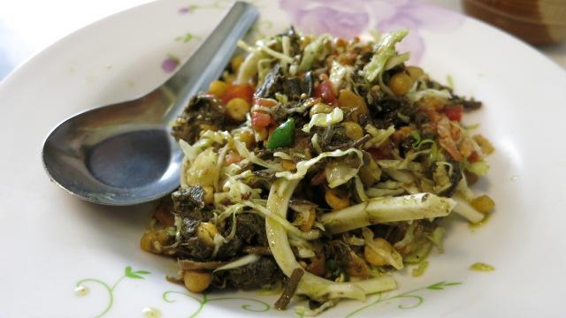 ミャンマー料理店2