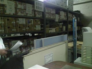 防災備品倉庫1