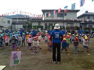 h25須坂保育園運動会