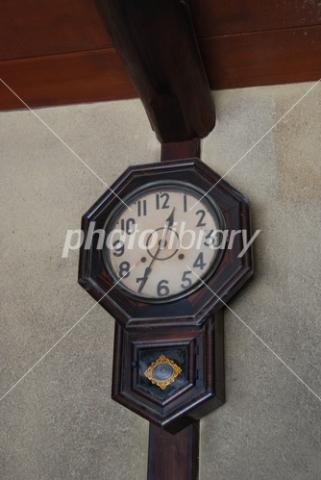 3379821 柱時計