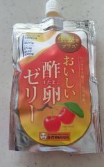 酢卵ゼリー 20130612