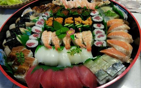 西大和SATY寿司屋 201306