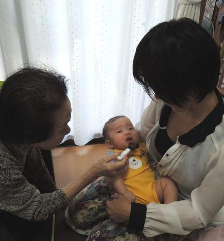 旬海 お食い初め料理 201309 (10)