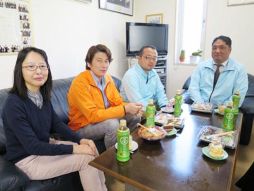 11月の昼食会