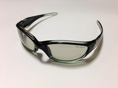 サングラスは自転車乗りの必需品、調光レンズは超便利