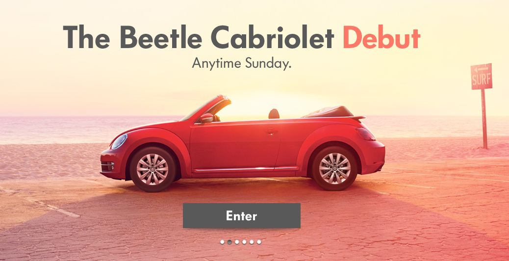 the beetle cabriolet4