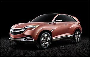 Acura Concept SUV-X