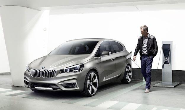 BMW コンセプトアクティブツアラー3