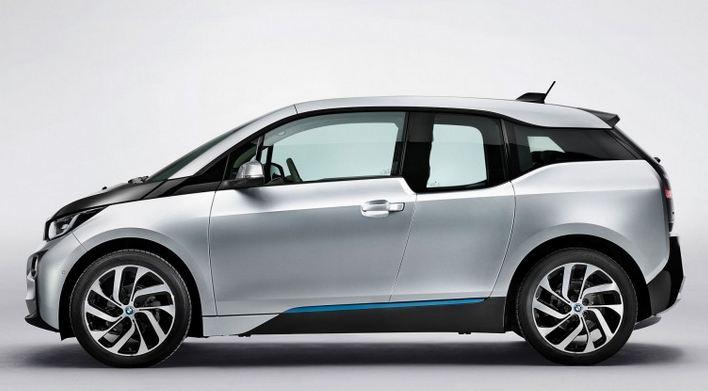 BMW i3 エクステリア画像3