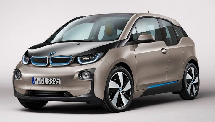 BMW i3 エクステリア画像