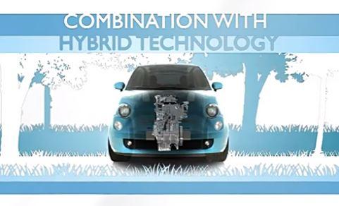 FIAT500 hybrid