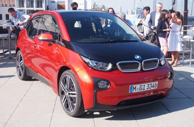 BMW i3市販モデル