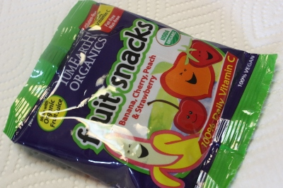 Yummy Earth, 100% Vegan Fruit Snacks
