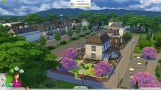 Sims4_i7-4790_GTX760 192bit_フレームレート_02