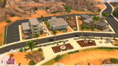 Sims4_i7-4790_GTX760 192bit_フレームレート_07